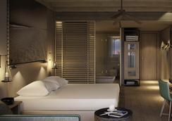 Saadiyat Rotana Resort & Villas - Abu Dhabi - Camera da letto
