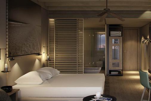 Saadiyat Rotana Resort & Villas - Άμπου Ντάμπι - Κρεβατοκάμαρα