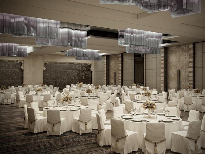 Saadiyat Rotana Resort & Villas - Abu Dhabi - Banquet hall