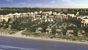 Saadiyat Rotana Resort & Villas - Abu Dabi - Bina