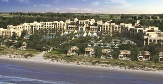 Saadiyat Rotana Resort & Villas - Абу-Даби - Здание