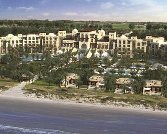 Saadiyat Rotana Resort & Villas - Abu Dhabi - Building