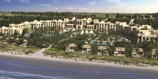 Saadiyat Rotana Resort & Villas - Abou Dhabi - Bâtiment