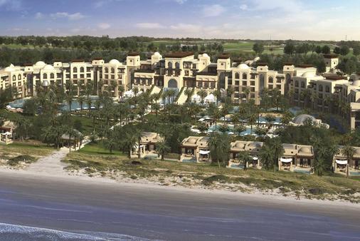 Saadiyat Rotana Resort & Villas - Abu Dhabi - Edificio