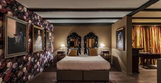 Hotel Mitland - אוטרכט - חדר שינה
