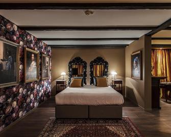 Hotel Mitland - Utrecht - Soveværelse
