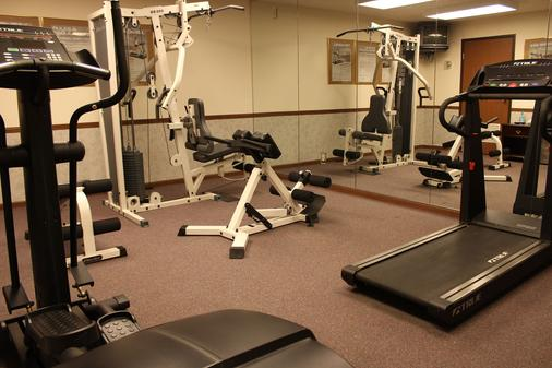 Shawano Four Seasons Resort - Shawano - Fitnessbereich