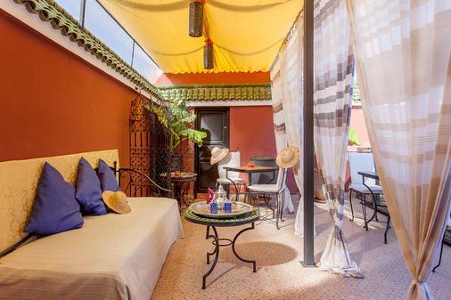Riad Darija - Marrakesh - Living room