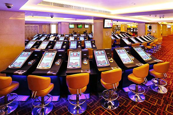 Casa Real Hotel - Macau - Casino