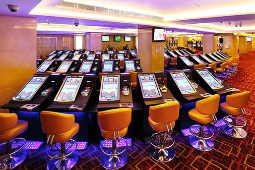 Casa Real Hotel - Macao - Kasino