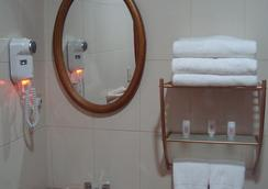 Boutique Hotel Plaza Sucre - Quito - Bathroom