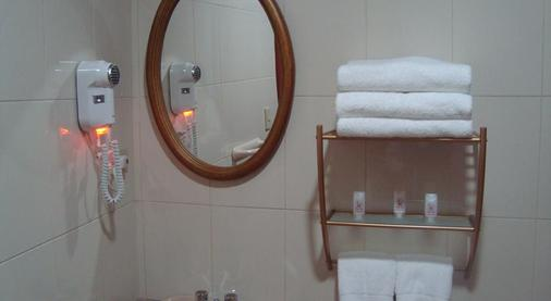 Hotel Boutique Plaza Sucre - Quito - Bathroom