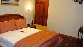 ブティック ホテル プラザ スクレ - キト - 寝室