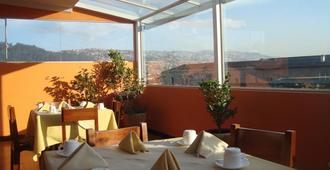 Boutique Hotel Plaza Sucre - Quito - Restaurante
