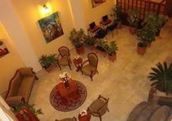 Hotel Boutique Plaza Sucre - Quito - Lobby