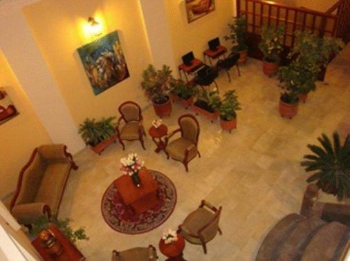Boutique Hotel Plaza Sucre - Quito - Lobby