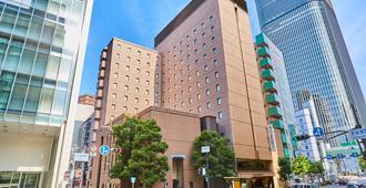 Rihga Place Higobashi - Οσάκα - Κτίριο