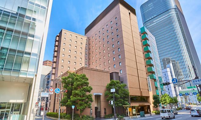 Rihga Place Higobashi - Osaka - Toà nhà