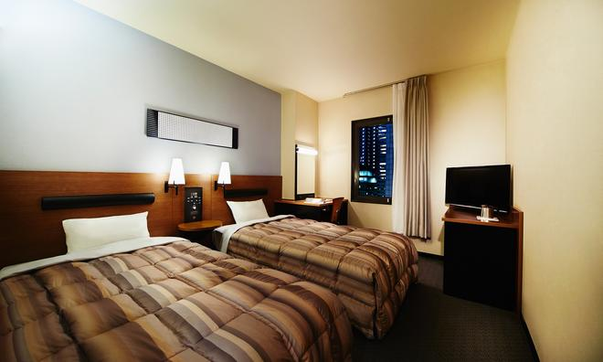 Rihga Place Higobashi - Osaka - Phòng ngủ