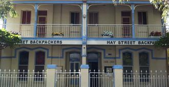 Hay Street Traveller's Inn - Perth - Bâtiment