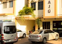 Hotel Maju - Rio Branco - Entrada do hotel