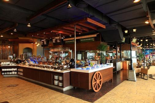 Hotel H2o - Manila - Buffet