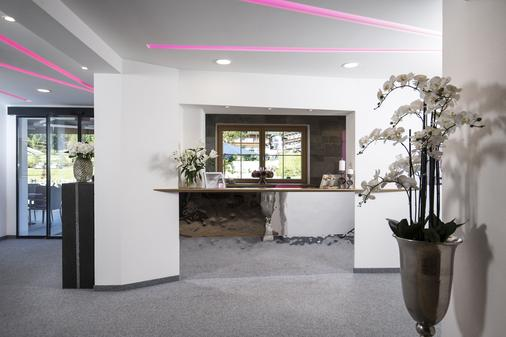 Hotel das liebling - Adults Only - Pertisau - Front desk