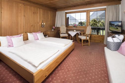 Furtners Lebensfreude Hotel - Pertisau - Schlafzimmer