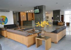 Costa do Mar Hotel - Fortaleza - Lobby
