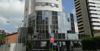 Costa do Mar Hotel - Fortaleza - Edifício