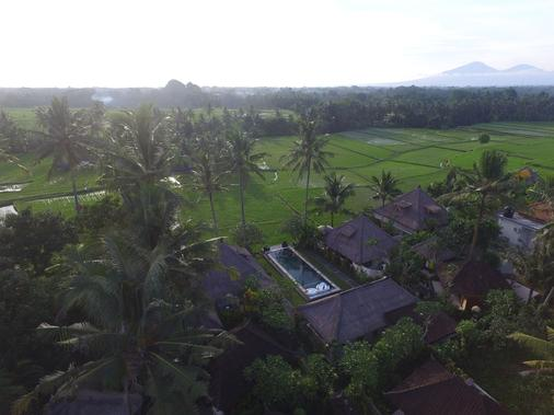 Lodtunduh Sari - Ubud - Cảnh ngoài trời