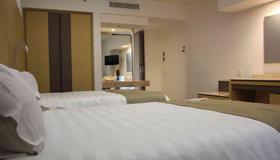 Hotel Aspen - מקסיקו סיטי - חדר שינה