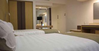 Hotel Aspen - Mexico City - Bedroom