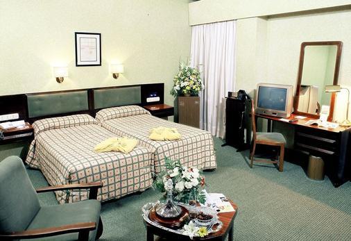 Hotel Macia Sevilla Kubb - Seville - Phòng ngủ