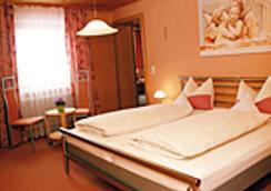 Pension Haus Sonnenfels - Bodenmais - Bedroom