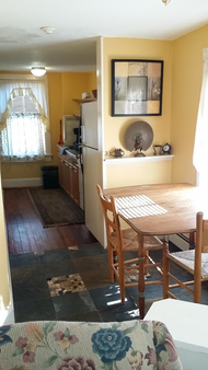 Burbank Rose Inn Bed & Breakfast - Newport - Kitchen