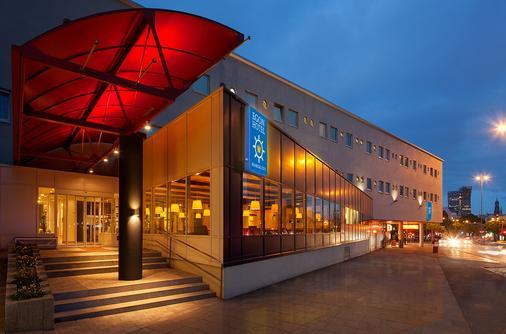 Egon Hotel Hamburg City - Hamburg - Building