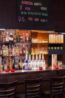 Egon Hotel Hamburg City - Hamburg - Bar