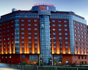Metropolitan Hotel Sofia - Sofia - Building