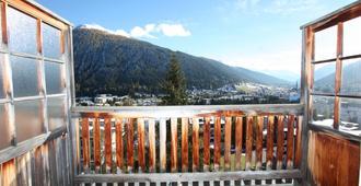 Zentrum Haus Davos - Davos - Balkon
