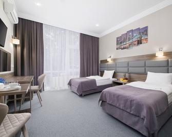 Spa-Hotel Parus - Pjatigorsk - Schlafzimmer