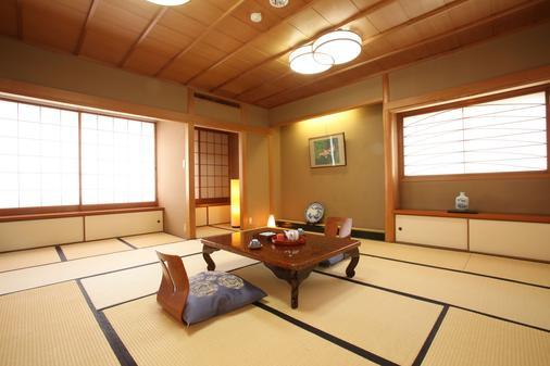 Mutsumikan - Gero - Bedroom