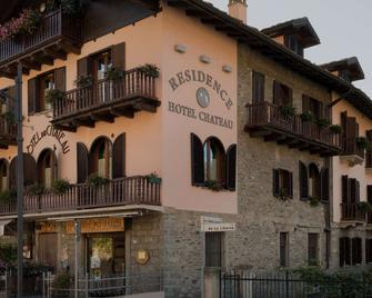 Hotel Residence Chateau - Saint-Pierre - Gebouw