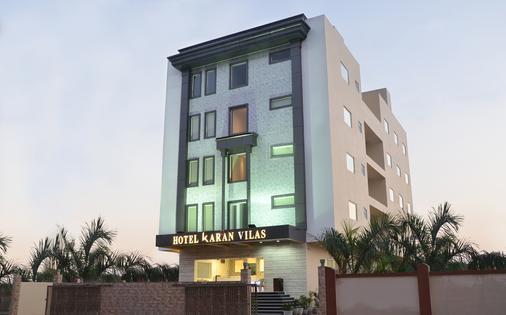 Hotel Karan Vilas - Agra - Edificio