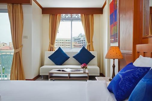 嚴暹羅酒店 - 巴東 - 芭東海灘 - 陽台