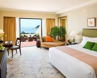 Grand Coloane Resort - Makau - Kamar Tidur