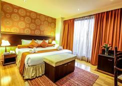 帝王酒店 - 奈洛比 - 內羅畢 - 臥室