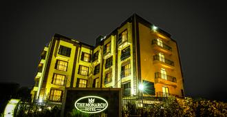 The Monarch Hotel - Nairobi - Bygning