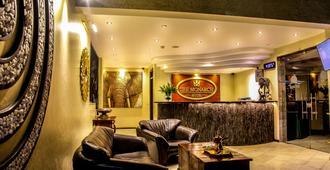 The Monarch Hotel - נאירובי - לובי