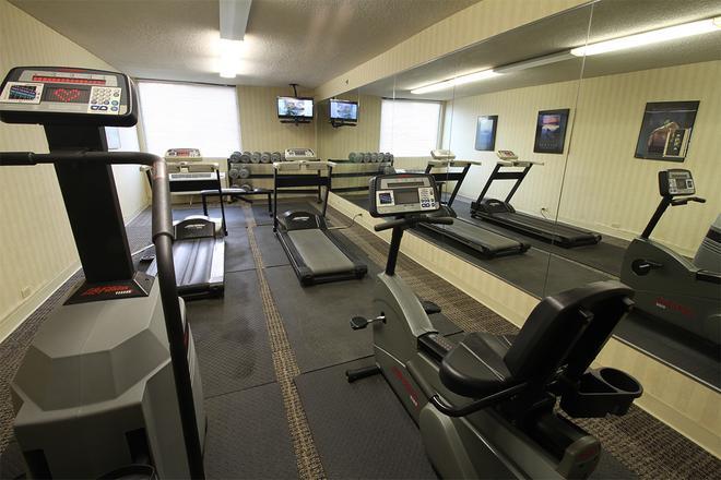 Gateway Hotel Dallas - Dallas - Gym